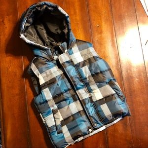Other - Make an offer Hooded puffer west size 6-7
